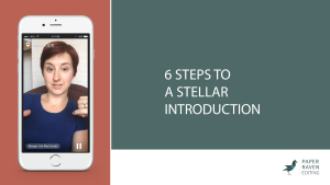 6 steps to a stellar introduction_cover