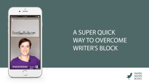 A super quick way to overcome writer's block_coverV2