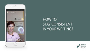 How to stay consistent in your writing_coverV2