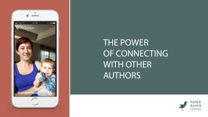 The Power of Connecting with Other Authors_cover