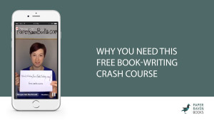 Why you need this free book-writing crash course