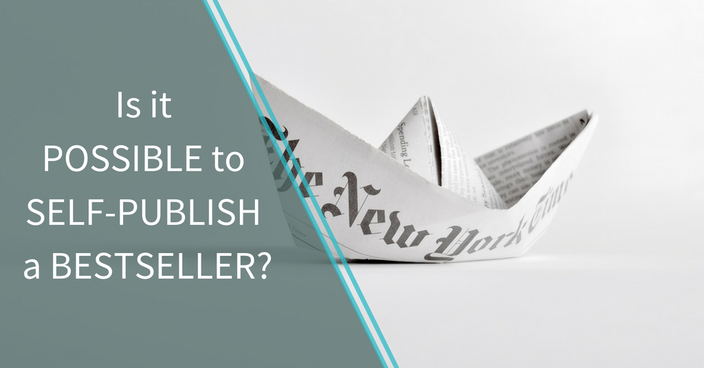 Is it possible to self-publish a bestseller? @ paperravenbooks.com/self-publish-a-bestseller/