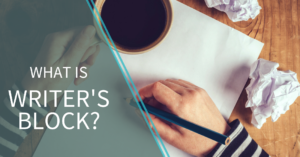 What is writer's block?