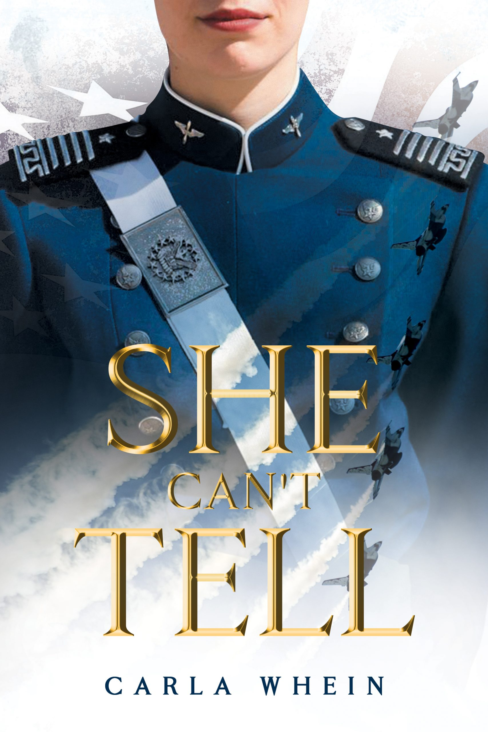 She Can't Tell by Carla Whein